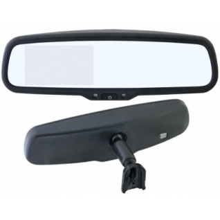 Зеркало заднего вида Incar VDR-HY-08 для Hyundai InCar-832896