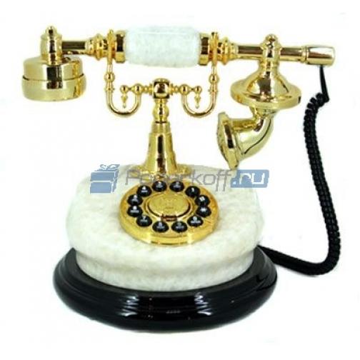 """Ретро-телефон """"Хлоя"""", кнопочный-5864352"""