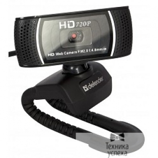 Defender Defender G-lens 2597 63197 2МП, автофокус, слеж за лицом, HD 720R