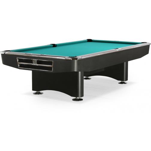 Бильярдный стол для пула Dynamic Competition 9 ф матово-чёрный-866081