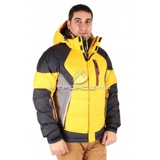 Куртка пуховик мужская  9855