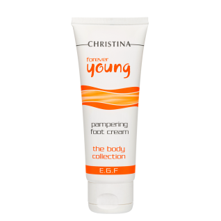 Christina FOREVER YOUNG PAMPERING FOOT CREAM - Смягчающий крем для ног-4941306