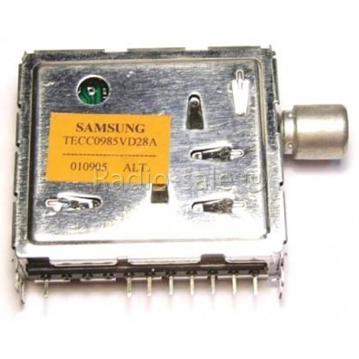 Тюнер TECC-0985VD28A 12v box-1310131