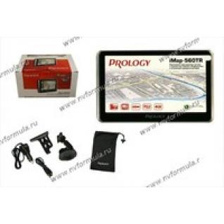 Навигатор GPS PROLOGY iMAP-560TR диагональ 127мм Навител + видеорегистратор-429960