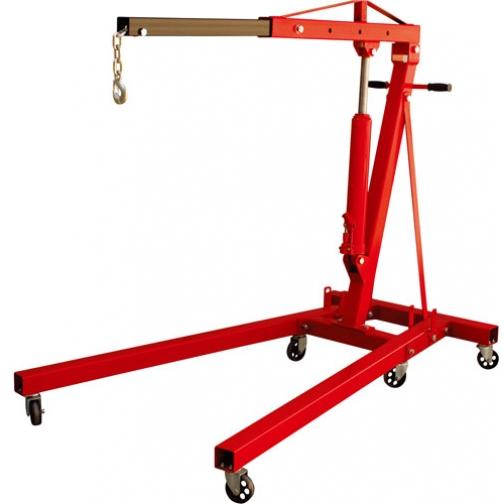 Кран гидравлический, 2т складной Big Red-6006191