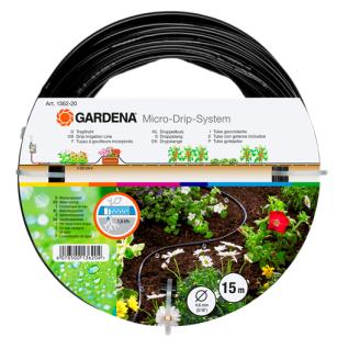 Шланг Gardena сочащийся (в бухте 100 м)