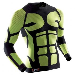 X-Bionic Футболка X-Bionic Precuperation, цвет черно-желтый-5036309