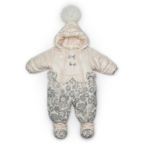 Зимний комбинезон для новорожденных красноярск