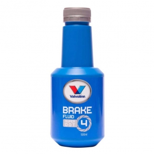Тормозная жидкость VALVOLINE BRAKEFLUID DOT 4 500мл-5990721