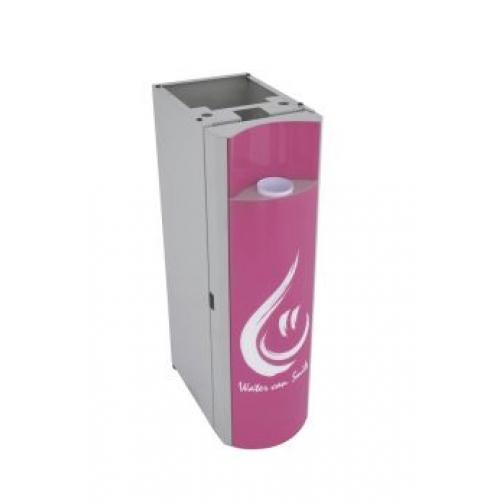 Cменная панель для стенда модели SMILE фиолетового цвета-400918