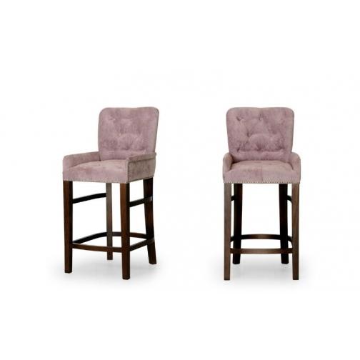 Полубарный стул Гросвенор Страйк винтаж 70 6908073