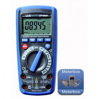 Мультиметр профессиональный СЕМ DT-9969