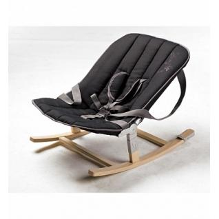 Кресло Geuther Кресло-качалка Geuther Rocco черное-1962055