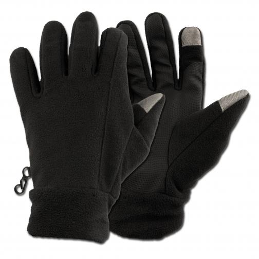Highlander Перчатки Highlander Touchscreen, цвет черный 5025789