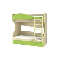 Кровать двухъярусная Комби МН-211-06