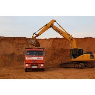 Песок карьерный-6022323