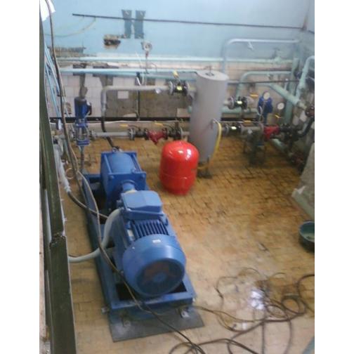 Насосы для теплоносителей, насосы-теплогенераторы НТГ-055, НТГ-075, НТГ-090-465005