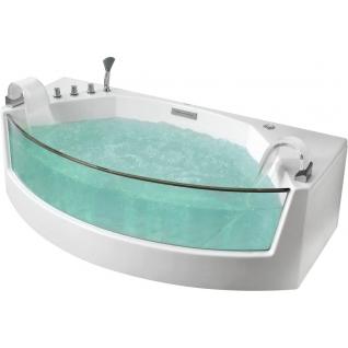 Акриловая ванна Gemy с гидромассажем (G9079)-6822377