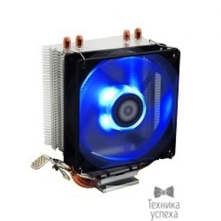 ID-Cooling Cooler ID-Cooling SE-902X 100W/PWM/ Blue LED/ Intel 775,115*/AMD