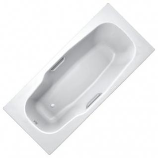 Стальная ванна BLB Atlantica B80J handles-6814155