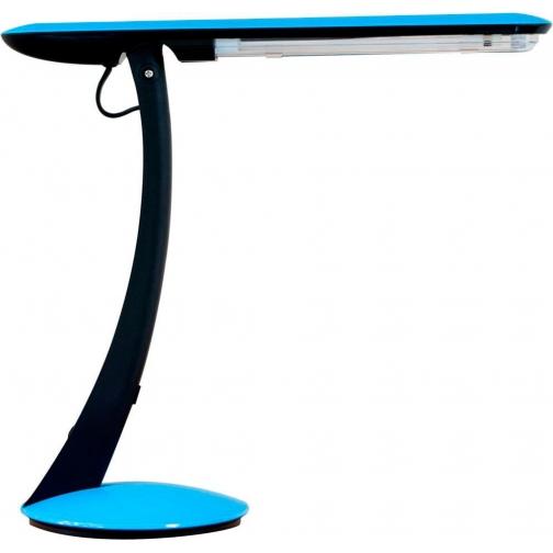 Настольная лампа Feron DE1101 2G7, синий-8164911