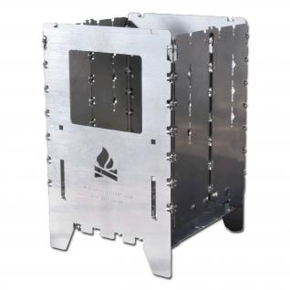 Bushcraft Essentials Печь Bushbox XL походная-5027444