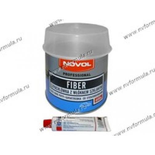 Шпатлевка NOVOL стекловолокно 0,6 кг-418505