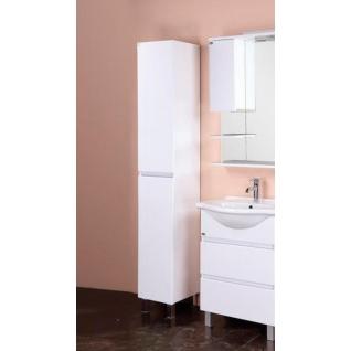 Шкаф-зеркало Onika Элита 60.01 белый, правый-6769224
