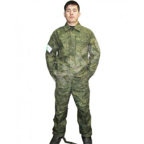 Костюм летний Цифра (Юдашкин, без погон)-9189