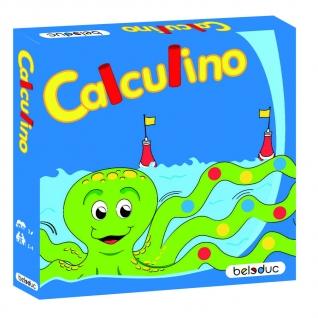Развивающая игра Beleduc Калькулино