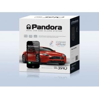 Автосигнализация Pandora DXL 3910 PRO 2xCAN+GSM+LIN+Slave Pandora-833662