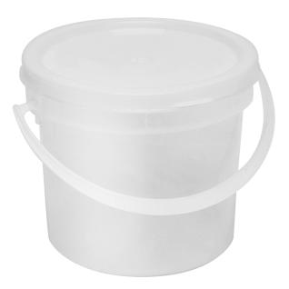 Ведро 0,8 литра с герметичной крышкой