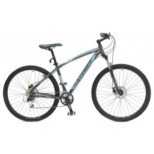 """Stinger Велосипед Stinger Genesis 3.5 (2015) 29"""" S черно-синий-453423"""