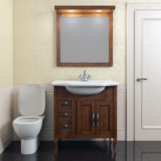Мебель Opadiris Мираж 80 см для ванной комнаты