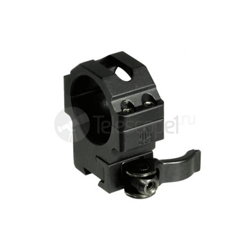 Кольца быстросъемные Leapers на ласточкин хвост, 30 мм, средние (RQ2D3154) 28911423