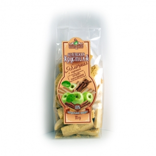 Белёвская хрустила яблочная с корицей, 70 г, пакет-822500