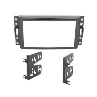 Переходная рамка Metra 95-3304 для Hummer H3, Chevrolet Corvet 2DIN (крепеж) Metra-6823583