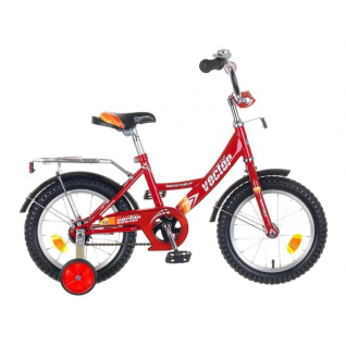 Велосипед Novatrack Vector 14 красный (X44858-K)-870944
