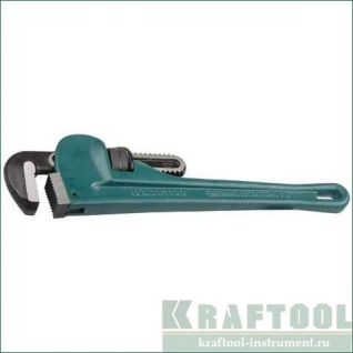"Ключ трубный KRAFTOOL ""RIGIT"" ПРОФИ, 14"" / 350мм-902965"