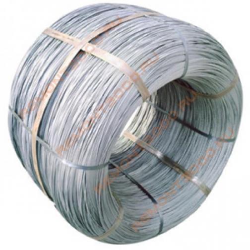 Проволка вязальная 1,2мм (4,5кг) / Проволока вязальная стальная 1,2мм (упак. 4,5кг)-6859570
