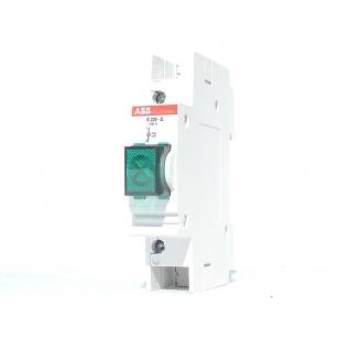 ABB ABB Индикаторная лампа зелёная E 229-D на DIN-рейку