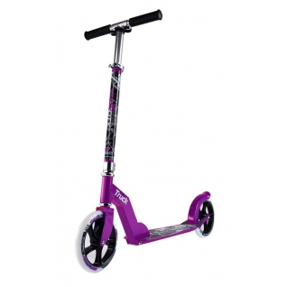 Детский самокат MaxCity MC TRUCK (фиолетовый) с колесами 200мм-37649441