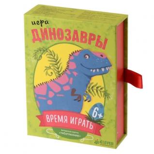 Настольная игра Динозавры