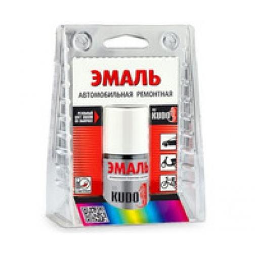 Краска 682 Гранта металлик KUDO 15мл кисть-9056416