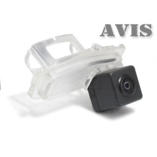 CCD штатная камера заднего вида с динамической разметкой AVIS Electronics AVS326CPR (#020) для HONDA CIVIC 4D IX (2012-...)/ ACCORD IX (2012-...) Avis-6830320