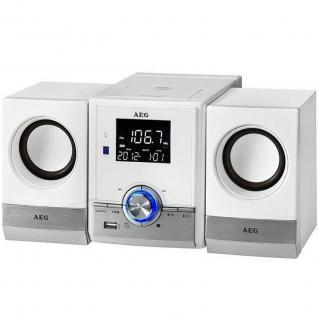 AEG MC 4461 BT weiss