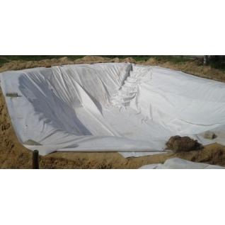 Геотекстиль (дорнит) 200 гр/м2 шир. 6м (100 м.п)-5997244