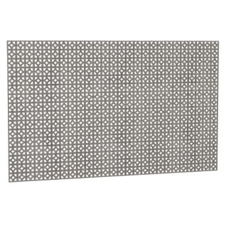 Декоративный экран Квартэк Эфес 600*600 (металлик)-6768997