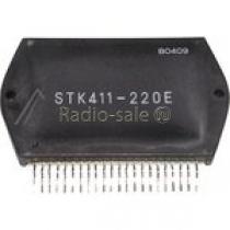 Микросхема STK411-220E (STK 411-230E, 240E)