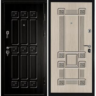 Дверь металлическая Valberg С4 СЕНАТОР S 2060/980/104 R/L